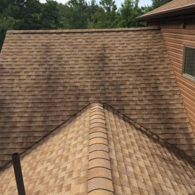 Copper Roof Cleaning